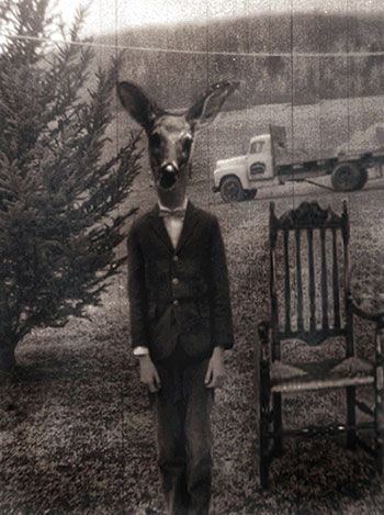 OLD MYSTERIOUS PHOTOS THAT WILL HAUNT YOUR DREAMS