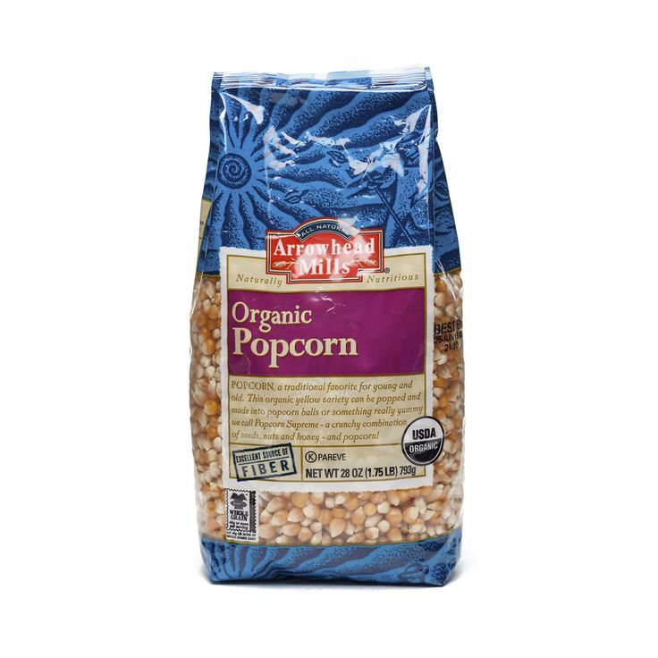 Shop Arrowhead Mills Organic Popcorn at wholesale price only at ThriveMarket.com
