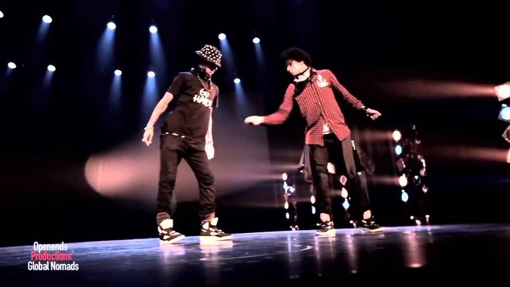Les Twins 2016 The Better