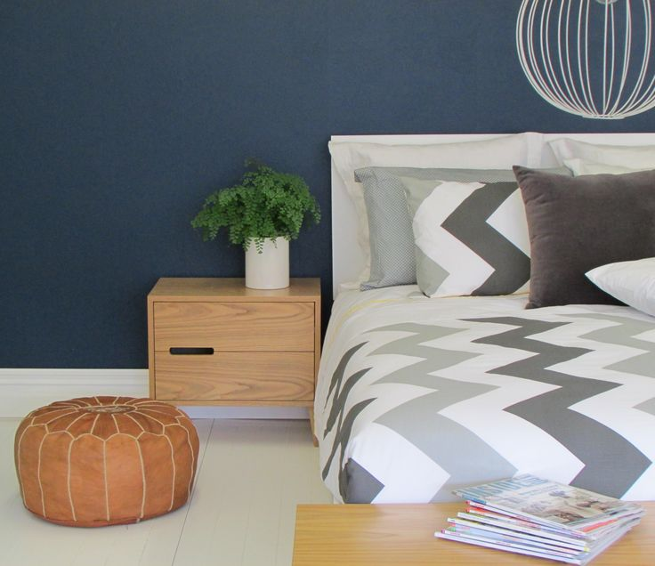 Thread Design – Chevron Print Duvet Cover and Pillow Case set #flybuysnz #1995points