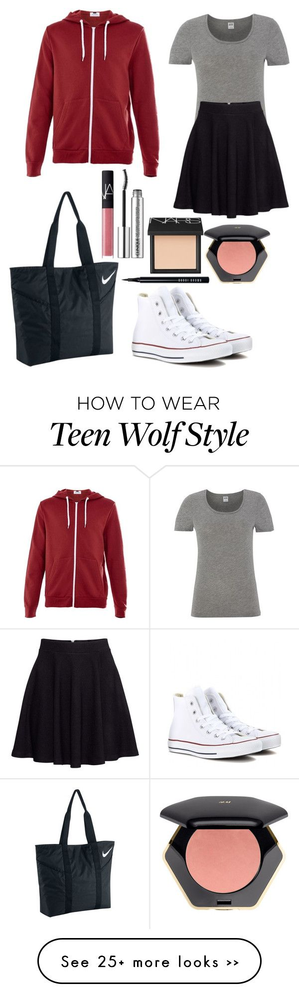 """""""Teen Wolf- Stiles Stilinski Inspired Shopping Outfit"""" by lili-c on Polyvore"""