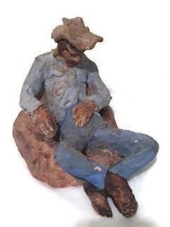 1970's sculpture/  Vintage by GenesisVintageShop on Etsy
