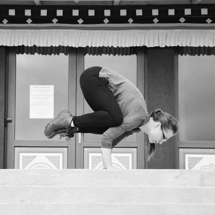 Deep concentration during Bakasana - Crane Pose. 😂🙏  Fellow Yogis, I'd love to hear your advice on how to do better! Namaste! 🙏  http://wanderingmindfulness.life  #Yoga #YogaEveryDamnedDay #YogaLove #YogaGirl #YogaLife #YogaChallenge #YogaInspiration #YogaEverywhere #InstaYoga #YogaEveryDay #YogaPose #YogaPractise #YogaAddict #YogaGram #ILoveYoga #YogaJourney #Buddhism #Buddhist #Temple  #Europe #Hungary #Travel #Travelling #Travelgram #InstaTravel #Traveller #Travellers #Travelingram…