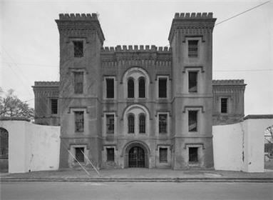 The haunted charleston jail charleston south carolina for Most haunted places in south carolina