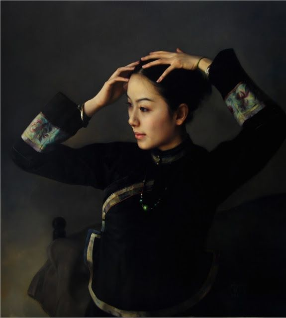 42 best images about Art Gallery - Zhao Kailin 赵开霖 on ...