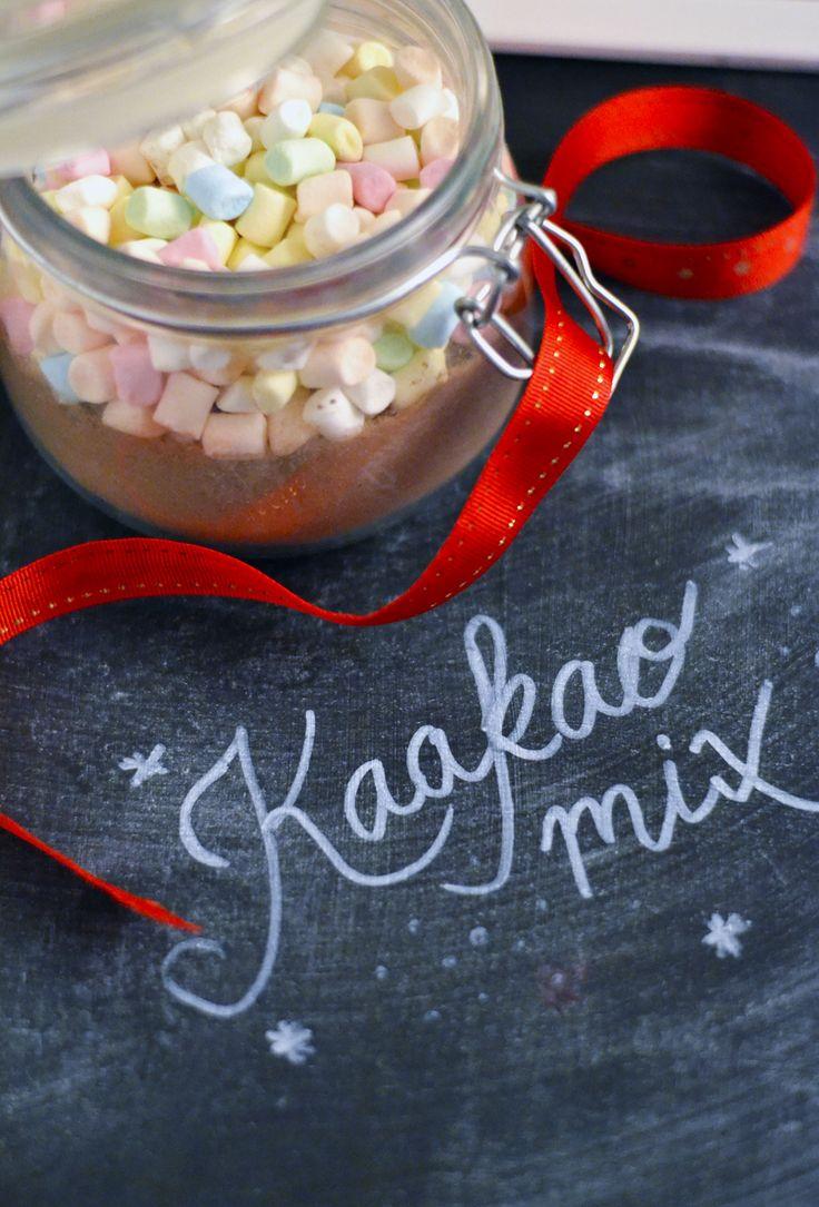 Kaakao Mix Vaahtokarkeilla