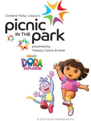Each Year - Picnic in the Park Volunteering