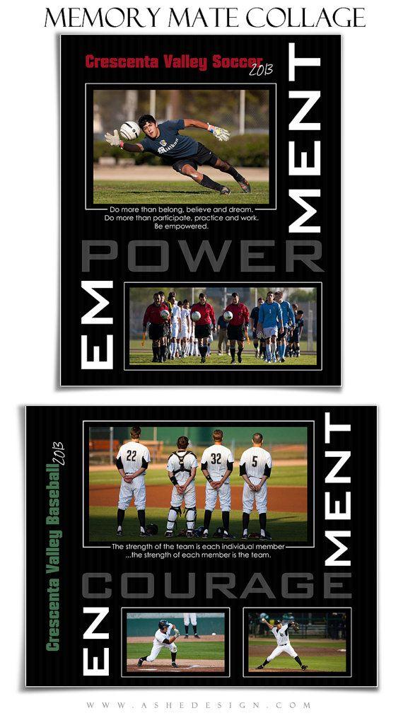 sports memory mates empowerment 2 8x10 hz vt digital photoshop templates for sports. Black Bedroom Furniture Sets. Home Design Ideas