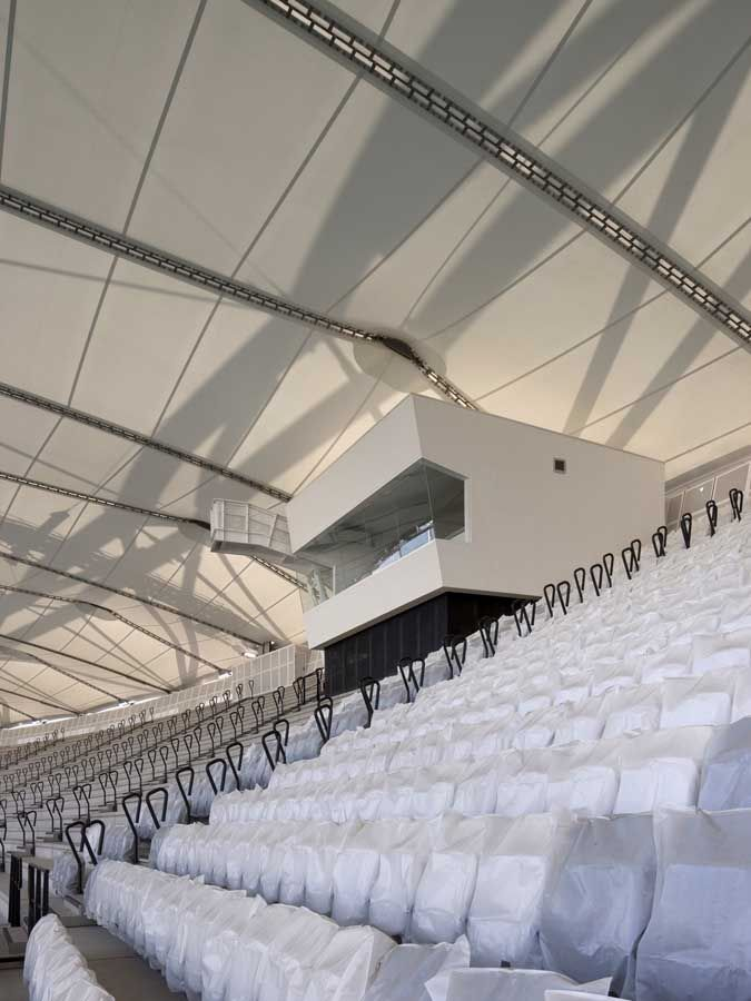 93 Best Stadium Roofs With Membranes Images On Pinterest