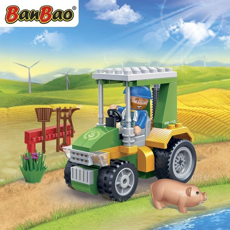 Tractor (8587)