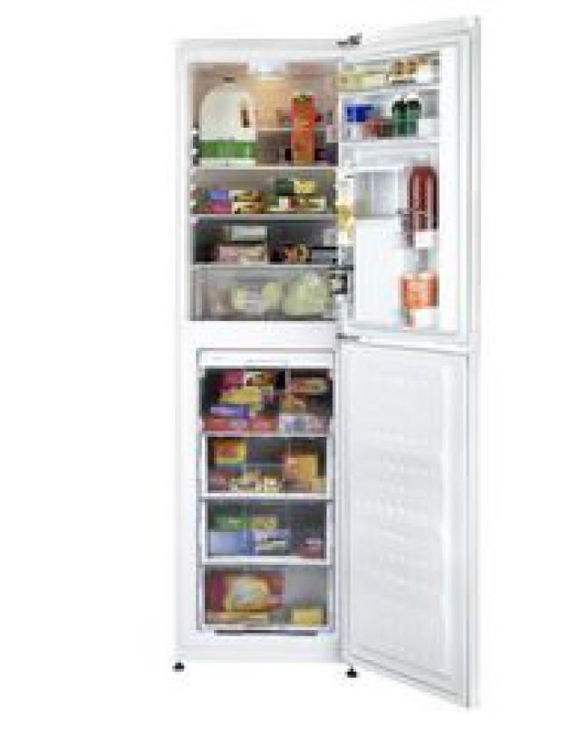 7 Awesome Space-Making Narrow Fridges: Beko:  A Host of Euro-Designed Slimline Fridges