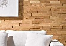 Panel drewniany - Natural Wood Panels - Dąb cegiełka natur