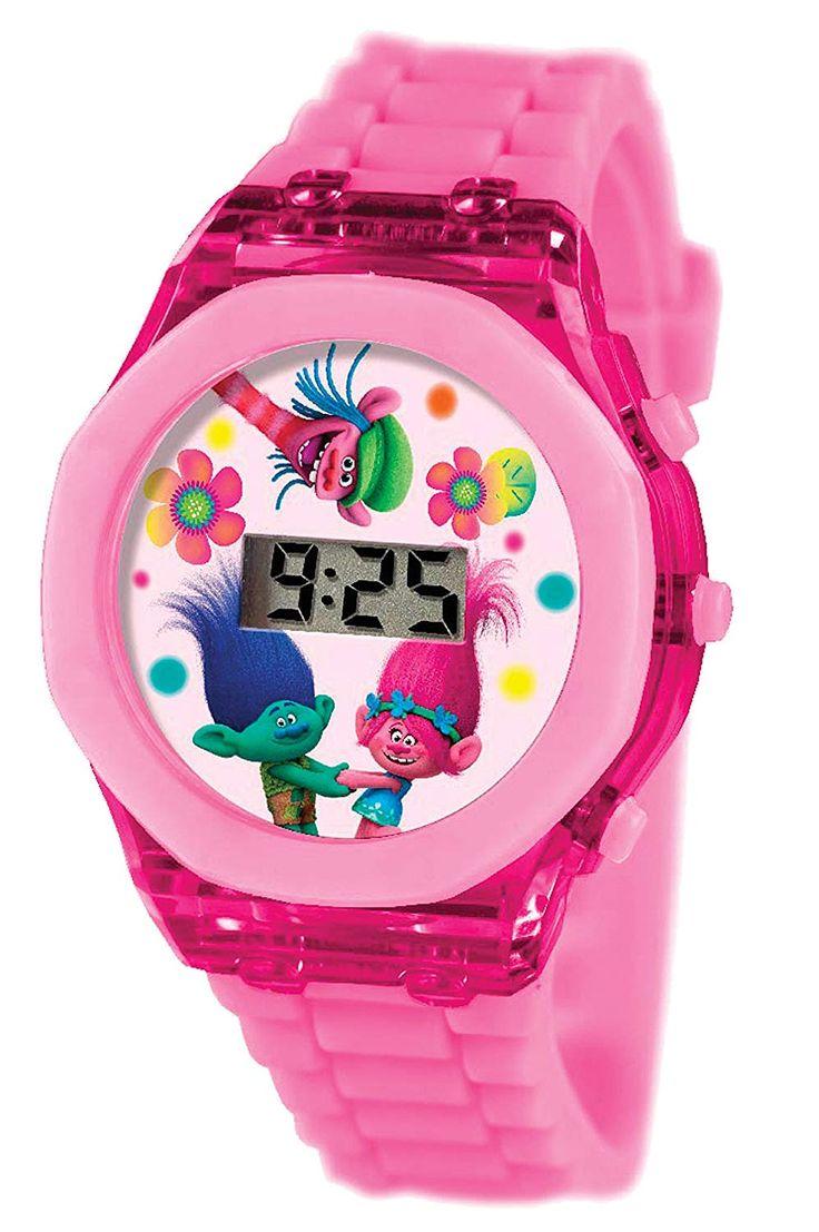 Der Spielzeugtester hat das Joy Toy Mädchen-Armbanduhr Digital Quarz Plastik 65… – Spielzeugtester