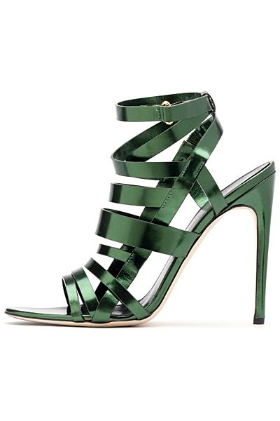 Rupert Sanderson - Shoes - 2014 Spring-Summer: Green Shoes, Shoes 2014, High Heels Sandals, Style, Gorgeous Shoes, Shoes Sandals, Rupert Sanderson, Shoes Heels