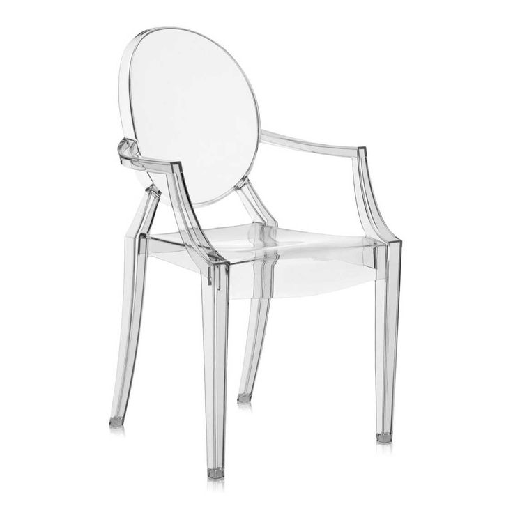Kartell Louis Ghost Stoel | MisterDesign
