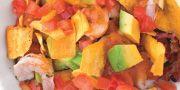 Ceviche de camarón ecuatoriano