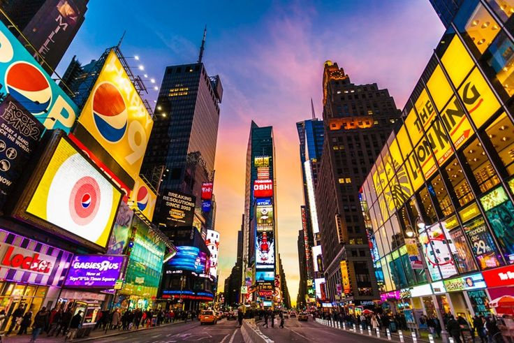 26 best new york city usa images on pinterest in new for Things to do near times square
