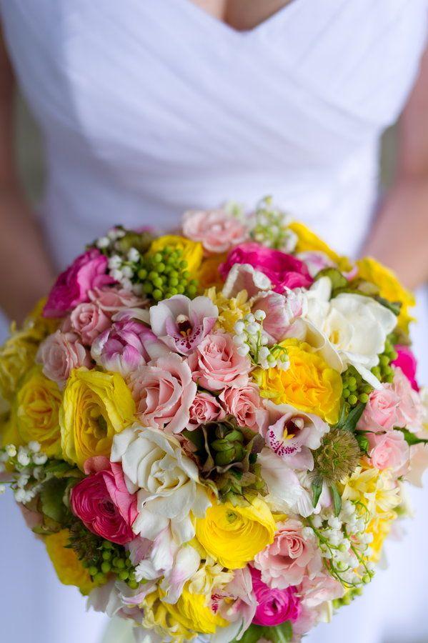 Wedding bouquet by Rick Takagi