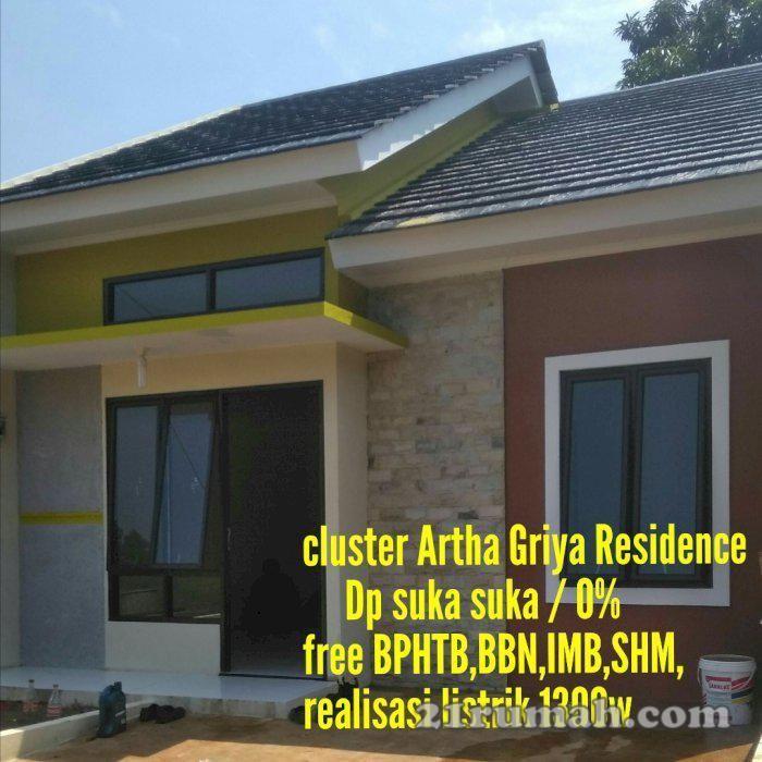 Artha Griya residence, Hanya dengan 3jt rupiah la…
