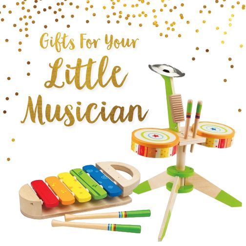 Toys for your little musician!