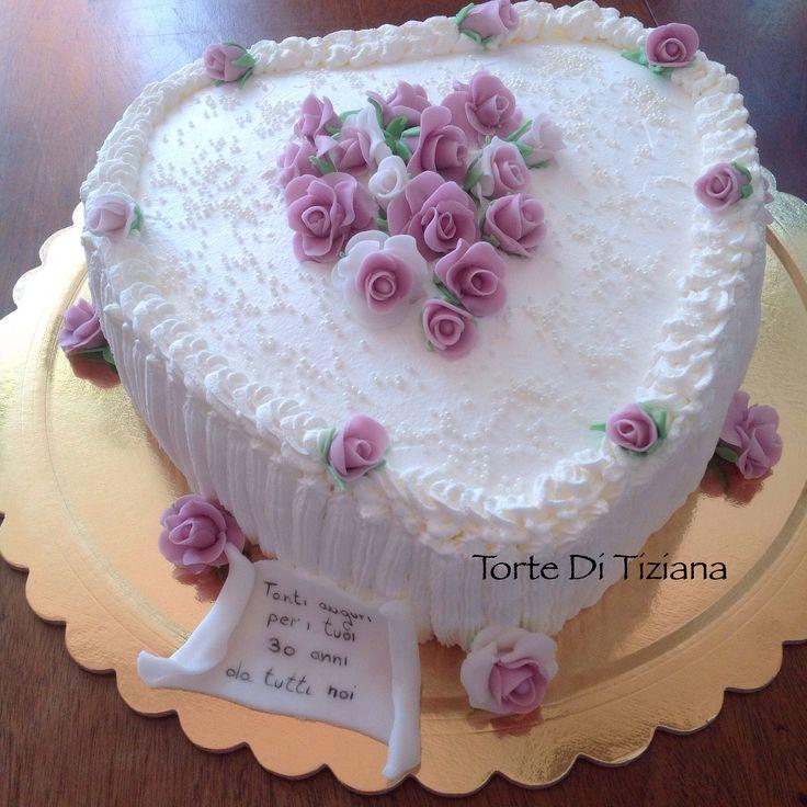 Più di 25 fantastiche idee su Torte A Forma Di Cuore su Pinterest  Torte a cuore, Cupcakes a ...