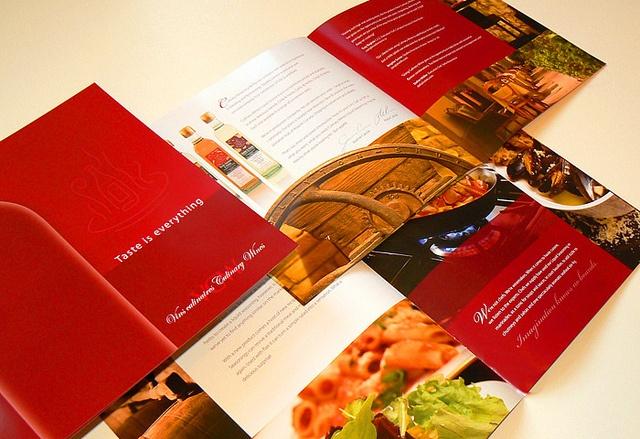 Brochure - Vins culinaires / Culinary Wines