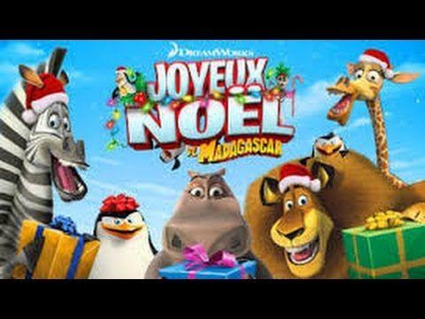 JOYEUX NOEL MADAGASCAR (Film Complet)