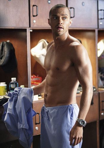 Jackson Avery - This is why I watch greys anatomy lol.