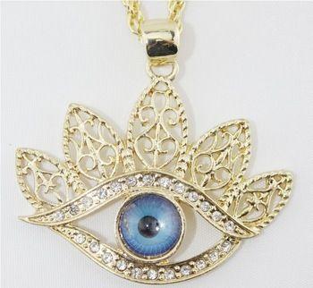 Greek Evil Eye | Greek Evil Eye Necklace With Pendant Good Luck