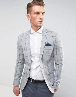Blazers For Men | Classic, Skinny & Longline Blazers | ASOS