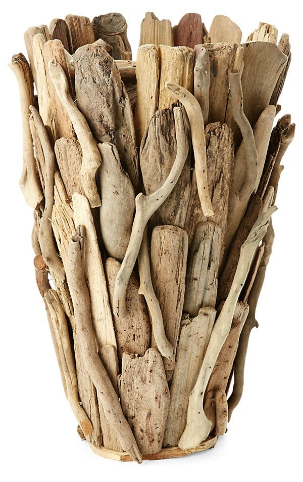 One Kings Lane - A Touch of Nature - Driftwood Vase