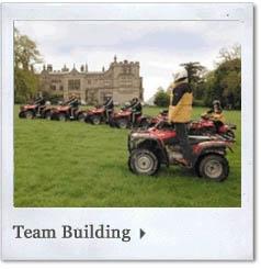 Add team building to add strengths through fun