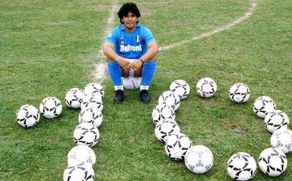 #D10S #Maradona