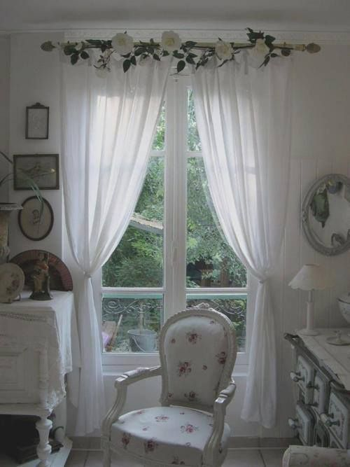 Shabby chic beauty