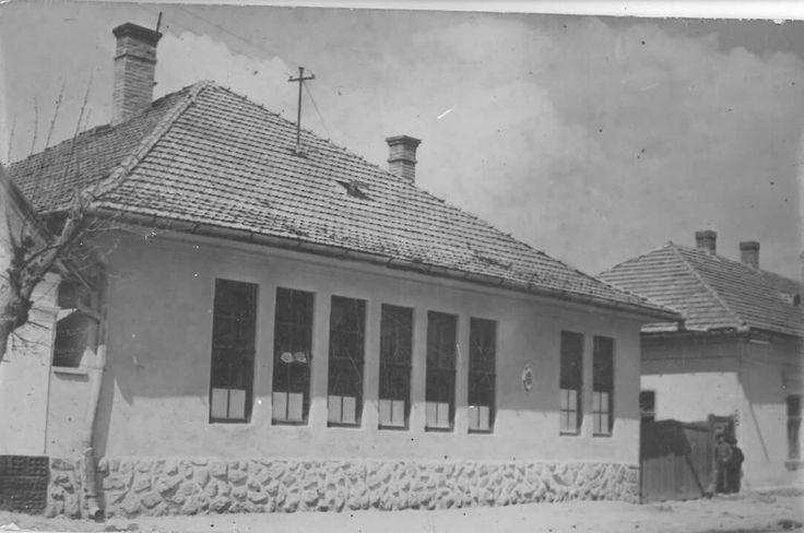 Gloner school - Bogács