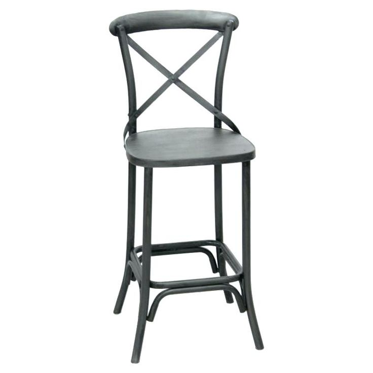 Marvellous Industrial Bar Stool Industrial Counter Stools With