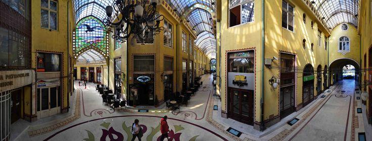 Oradea: Vulturul Negru Palais