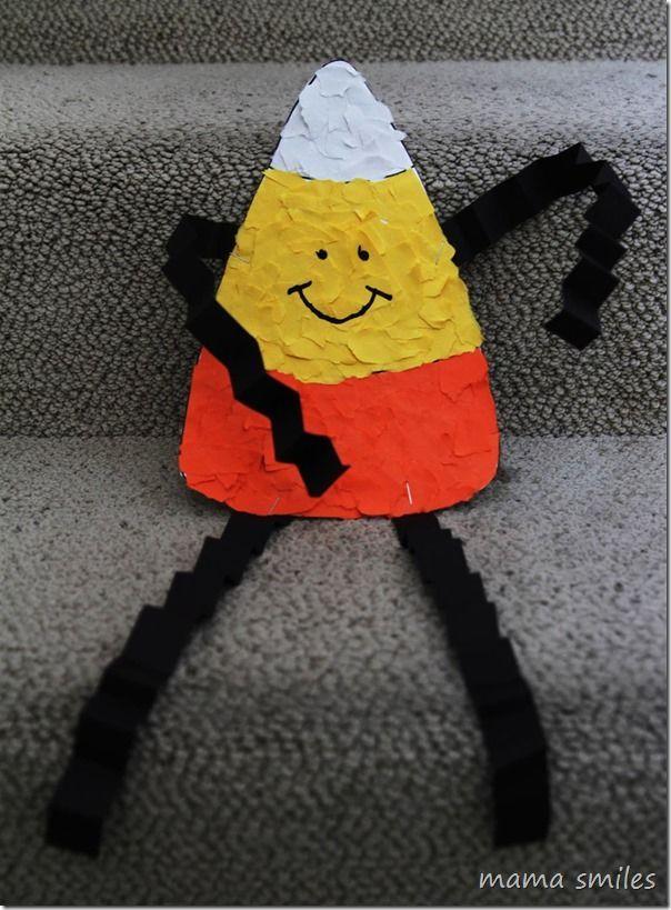 668 best Halloween images on Pinterest Halloween prop, Halloween - homemade halloween decorations for kids