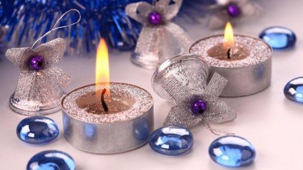 DIY Christmas CandlesModern Home Interior Design