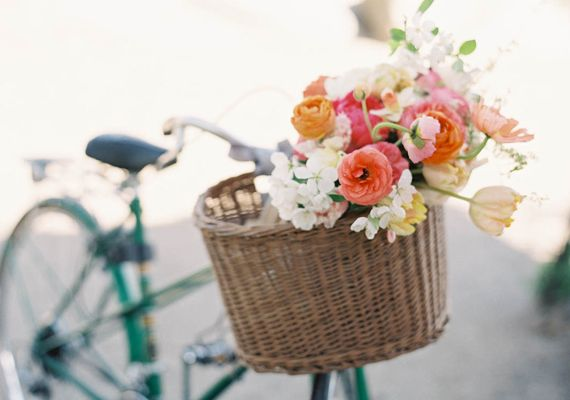 Spring wedding inspiration by Jen Huang Photography
