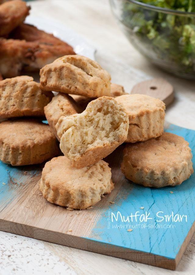 Biscuit (Tereyağlı Çörek) nasıl yapılır ? Ayrıca size fikir verecek 8 yorum var. Tarifin püf noktaları, binlerce yemek tarifi ve daha fazlası...