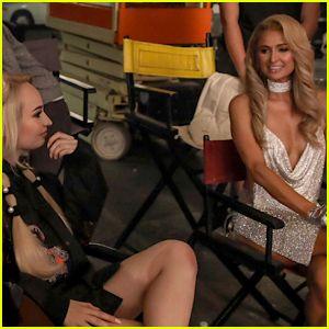 Paris Hilton & Kim Petras Dish on 'I Don't Want It At All' Video, Music, Fragrances & Fashion! (Exclusive Interview)