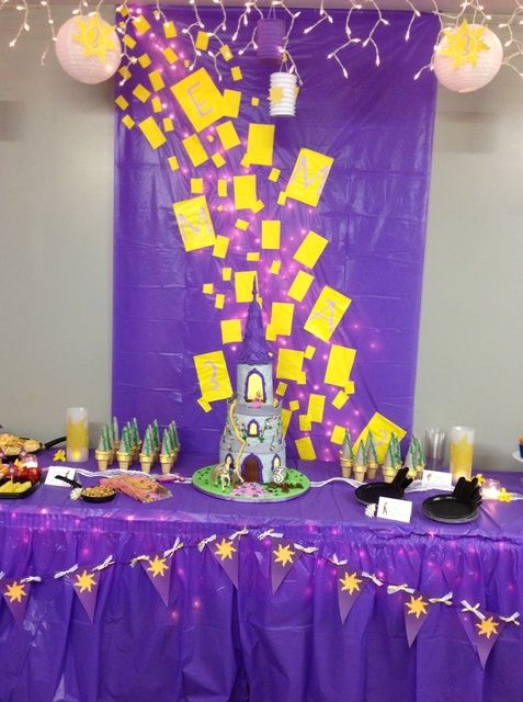 "Photo 3 of 37: Rapunzel/Tangled / Birthday ""Emma's 3rd Birthday!"" 