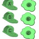 Dr. Seuss Green Eggs and Ham ABC cards