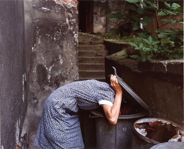 Trashbin, 1999 - by Aino Kannisto (1973), Finnish