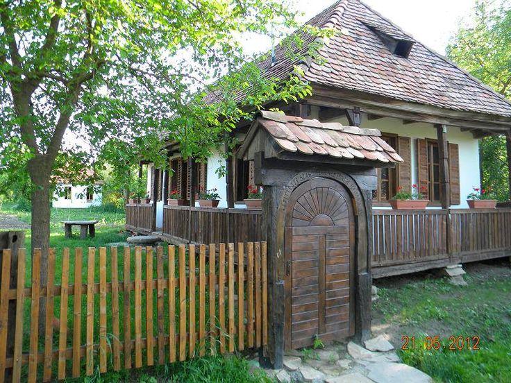 Erdélyi parasztház (Forrás: Hungarian provence facebook)