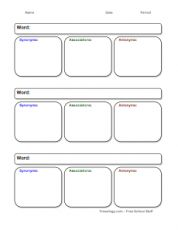 hamburger essay graphic organizer pdf