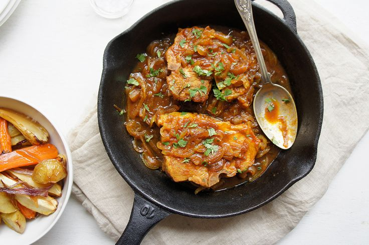 Barbecue Pork: Fry it in the pan, or pop it in the slow cooker for a delicious family meal.
