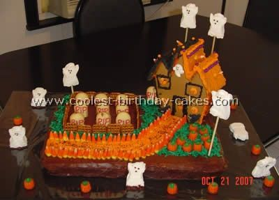 youll also find the most amazing photo gallery of homemade halloween cakes birthday cakes how to tips and lots of original party ideas