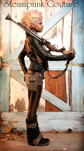 steampunk @ fy!steampunkSteampunkcoutur Com, Steampunk Fashion, Steampunk Couture, Steampunk Costumes, Stuffed Shells, Steam Punk, Big Guns, Steampunk Girls, Steampunk Clothing